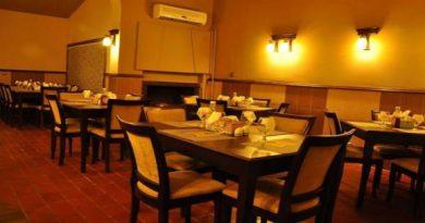 رستوران زعفران کیش
