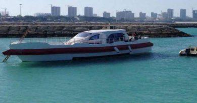 کشتی تفریحی طوطیا