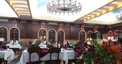 رستوران پدیده شاندیز کیش