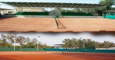 مجموعه ی تنیس کیش