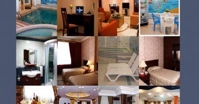 وب سایت هتل کوروش کیش